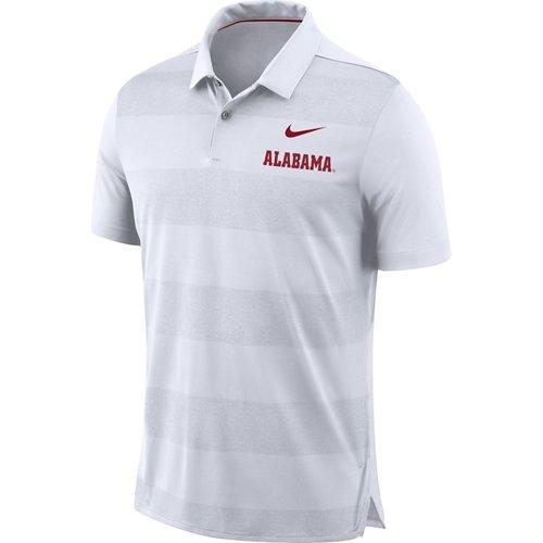 Nike Men's University of Alabama Early Season Polo Shirt