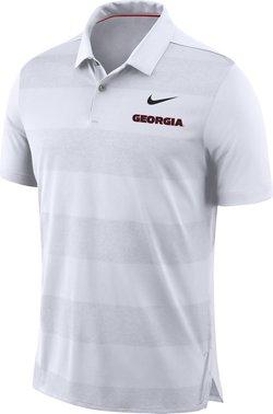 Nike Men's University of Georgia Early Season Polo Shirt