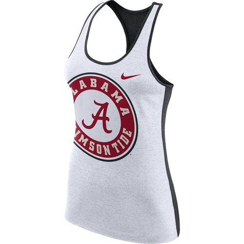 Nike Women's University of Alabama Dri-FIT Touch Tank Top