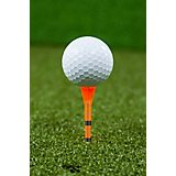 Players Gear 3-1/4 in No Resistance Translucent Lined Golf Tees 30-Pack