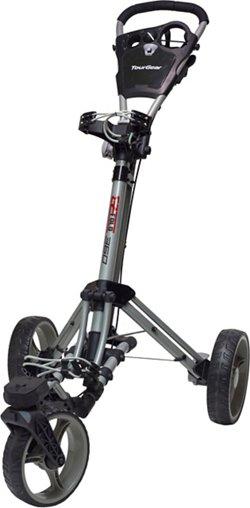 Tour Gear TG-360 EZ-Fold Collapsible Push Golf Cart