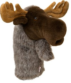 Daphne's Headcovers Moose Driver Headcover