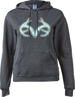 Realtree Women's Pullover Fleece Hoodie