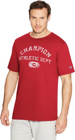 Champion Men's Heritage Slub T-shirt