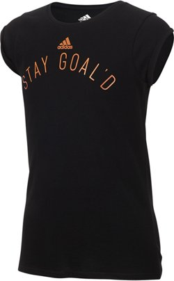 adidas Toddler Girls' On a Roll T-shirt