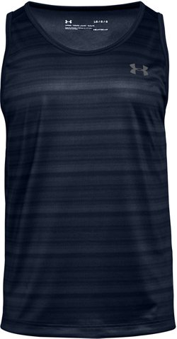 Men's UA Tech Printed Tank Top