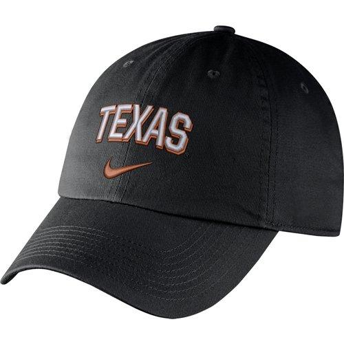 Nike Men's University of Texas Heritage86 Wordmark Cap