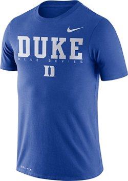 Nike Men's Duke University Dry Facility T-shirt