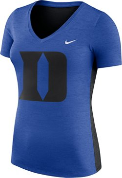 Nike Women's Duke University Dri-FIT Touch V-neck T-shirt
