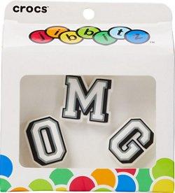 Crocs OMG Jibbitz 3-Pack