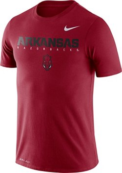 Nike Men's University of Arkansas Dry Facility T-shirt