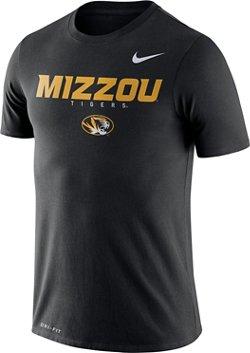 Nike Men's University of Missouri Dry Facility T-shirt