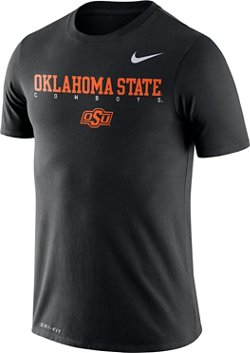 Nike Men's Oklahoma State University Dry Facility T-shirt