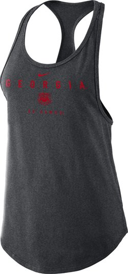 Nike Women's University of Georgia Gym Tank Top