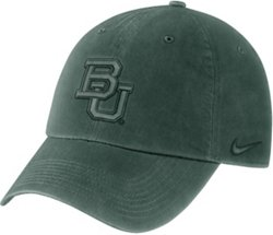 Nike Men's Baylor University Heritage86 Pigment Wash Cap