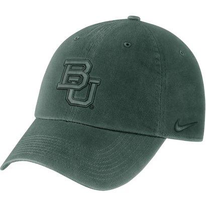fb4774c6c5bd2 Nike Men s Baylor University Heritage86 Pigment Wash Cap