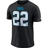 802bea6bc Men s Carolina Panthers Christian McCaffery Name and Number T-Shirt Quick  View. Nike