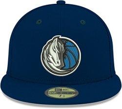 New Era Men's Dallas Mavericks Basic Collection 59FIFTY Cap