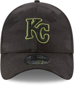 New Era Men's Kansas City Royals Memorial Day 39THIRTY Cap