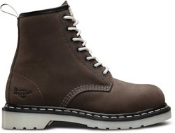 Women's Maple Steel Toe Lace Low Work Boots