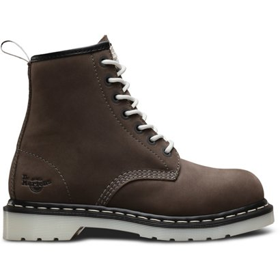 ... Dr. Martens Women s Maple Steel Toe Lace Low Work Boots. Men s Work  Boots. Hover Click to enlarge 9363573f7