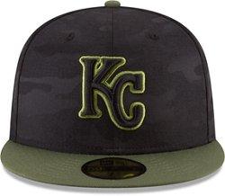 New Era Men's Kansas City Royals Memorial Day 59FIFTY Cap