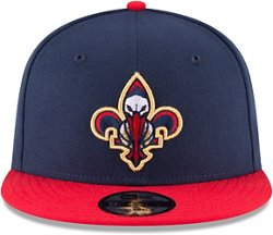 New Era Men's New Orleans Pelicans 2Tone 9FIFTY Snapback Cap