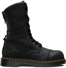 Women's Leah Steel Toe Lace Low Work Boots