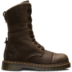 Women's Leah EH Steel Toe Lace Up Work Boots