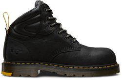 Dr. Martens Adults' Hynine Steel Toe Lace Low Boots