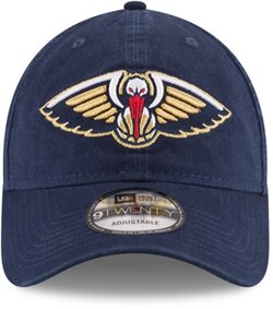 New Era Men's New Orleans Pelicans Core Classic 9TWENTY Adjustable Cap