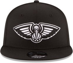 New Era Men's New Orleans Pelicans Basic 9FIFTY Snapback Cap