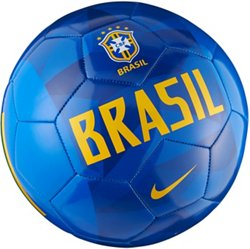 Nike Brazil Supporters Adult Soccer Ball
