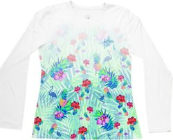 Guy Harvey Women's Tropical Dream Performance UVX T-shirt