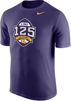 Nike Men's Louisiana State University 125 Seasons Dri-FIT Legend 2.0 T-shirt