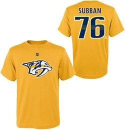 NHL Boys' Nashville Predators P.K. Subban 76 T-shirt