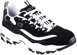 SKECHERS Men's D'Lites Walking Shoes