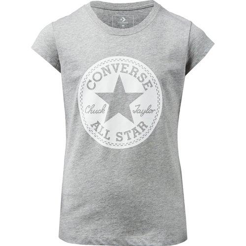 Converse Girls' Chuck Taylor Patch T-shirt