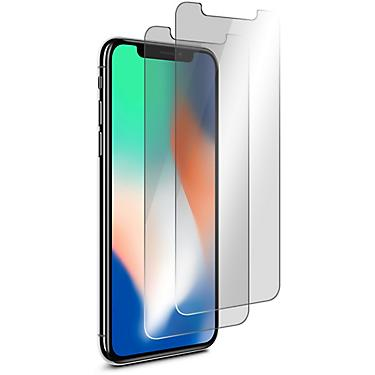 finest selection d8860 75f97 iHome iPhone X Antiglare Screen Protectors 2-Pack