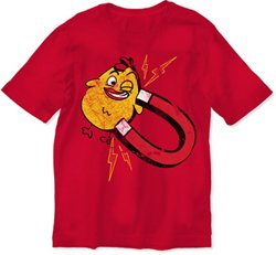 Extreme Concepts Toddler Boys' Chick Magnet GFX T-shirt