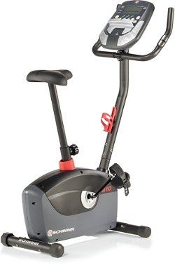 Active A10 Upright Exercise Bike
