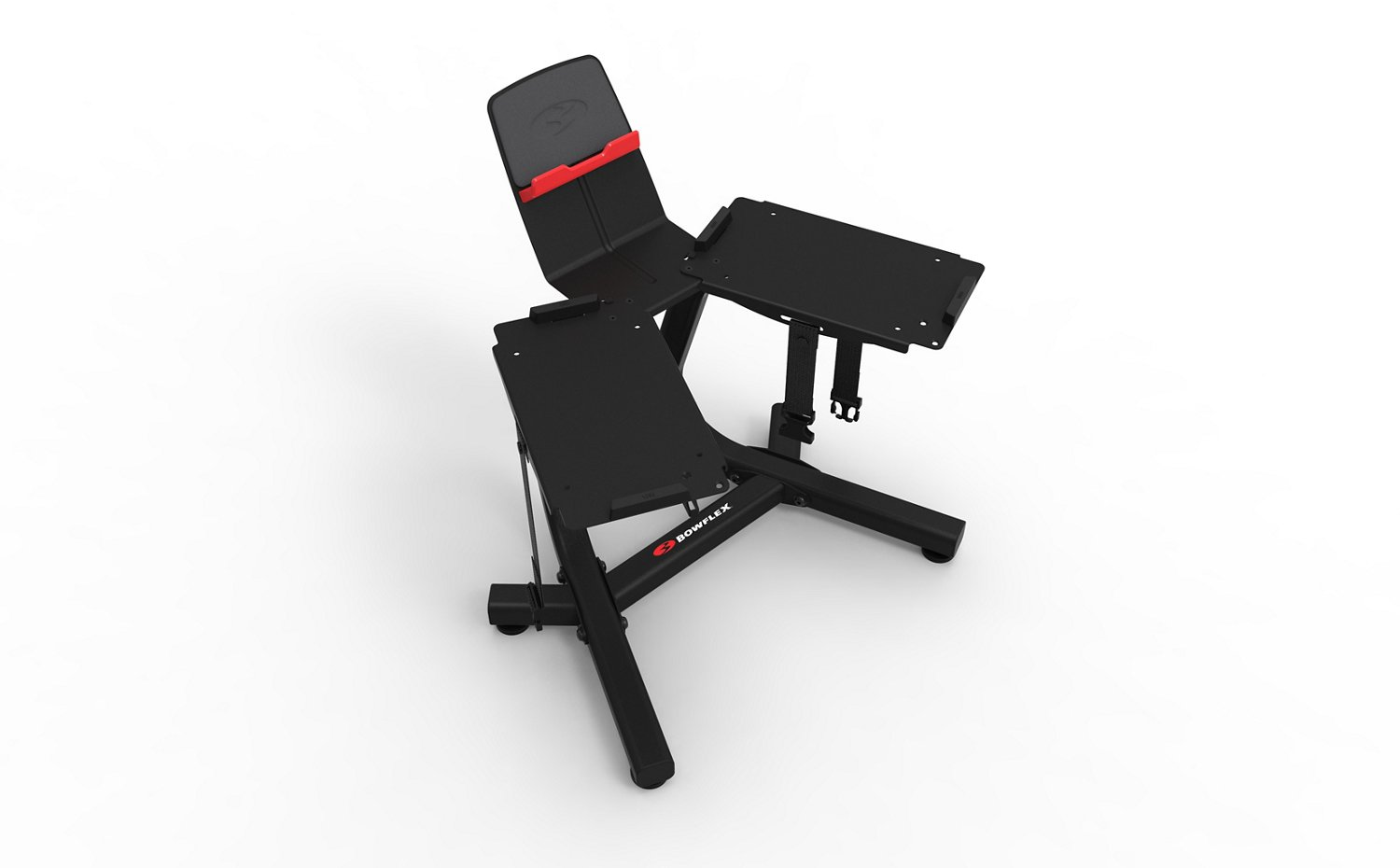 Bowflex SelectTech Dumbbell Stand with Media Rack - view number 1