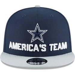 97cde6e44f6 Men s Dallas Cowboys 2018 Draft 9FIFTY Cap