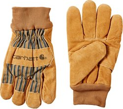Carhartt Men's Insulated Suede Work Gloves