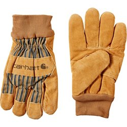Men's Insulated Suede Work Gloves