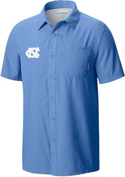 Men's University of North Carolina Slack Tide Camp Shirt