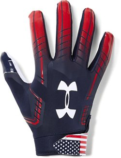 Under Armour Men's F6 LE Football Gloves