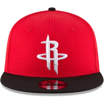 New Era Men s Houston Rockets 2-Tone OTC 9FIFTY Snapback Cap  7d34f07860b