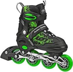 Roller Derby Boys' Ion Adjustable In-Line Skates