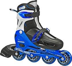 Boys' Cobra Size Adjustable In-Line Skates